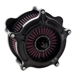 Roland Sands Turbine Air Cleaner For Harley Big Twin 1993-2017