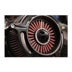 Roland Sands Turbine Air Cleaner For Harley Big Twin With S&S Carb 1993-2006