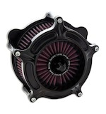 Roland Sands Turbine Air Cleaner For Harley Touring And Softail 2008-2016