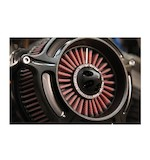 Roland Sands Turbine Air Cleaner For Harley Touring 2008-2014