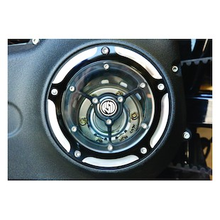 Roland Sands Clarity Derby Cover For Harley Big Twin 1970-2000