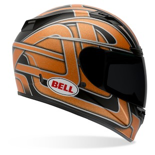 Bell Vortex Damage Helmet
