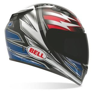 Bell Vortex Patriot Helmet