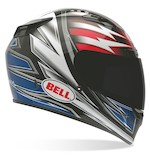 Bell Vortex Patriot Helmet