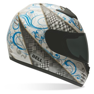 Bell Arrow Zipped Helmet