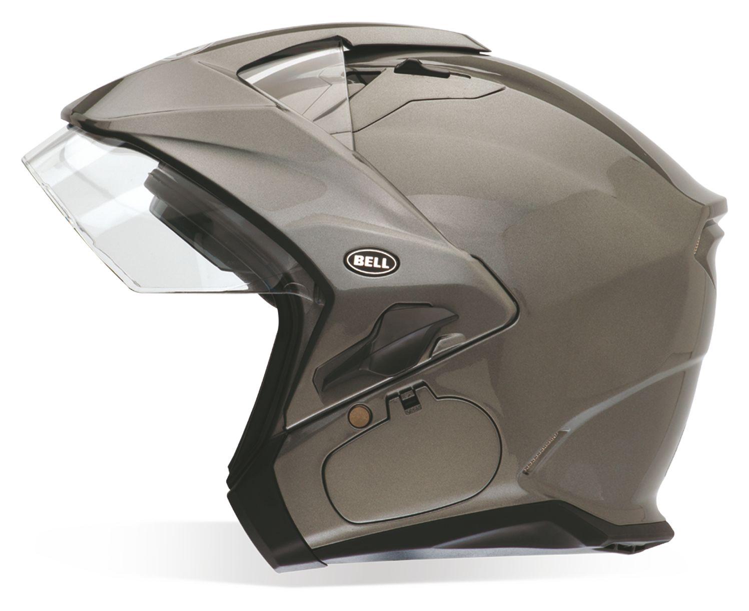 960bb0d8 Bell Mag 9 Sena Helmet - Solids - RevZilla