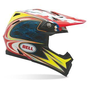 Bell Moto 9 Carbon Airtrix Laguna Helmet