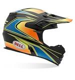 Bell MX-2 Tagger Transition Helmet