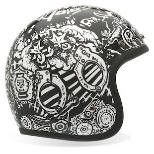 Bell Custom 500 RSD Trouble Helmet