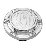 Roland Sands Vintage Gas Cap For Harley 1996-2014