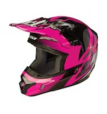 Fly Racing Girl's Kinetic Inversion Helmet