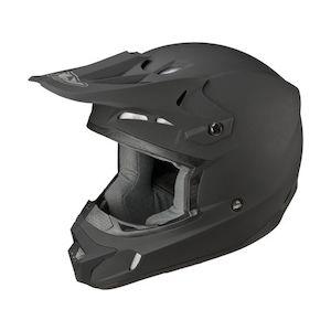 Fly Racing Dirt Kinetic Dash Helmet - Solid