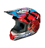 Fly Racing Youth Kinetic Fly-Bot Helmet
