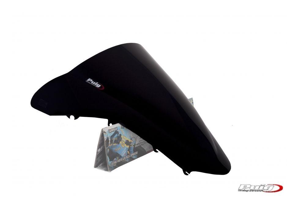 puig racing windscreen honda vfr800 2002 2013 5. Black Bedroom Furniture Sets. Home Design Ideas