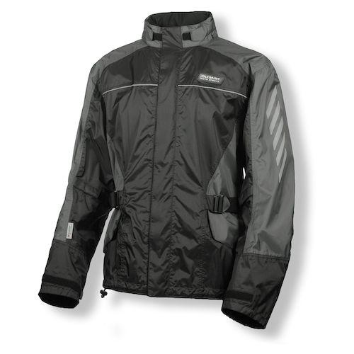 Olympia horizon rain jacket petite only revzilla for Motor cycle rain gear