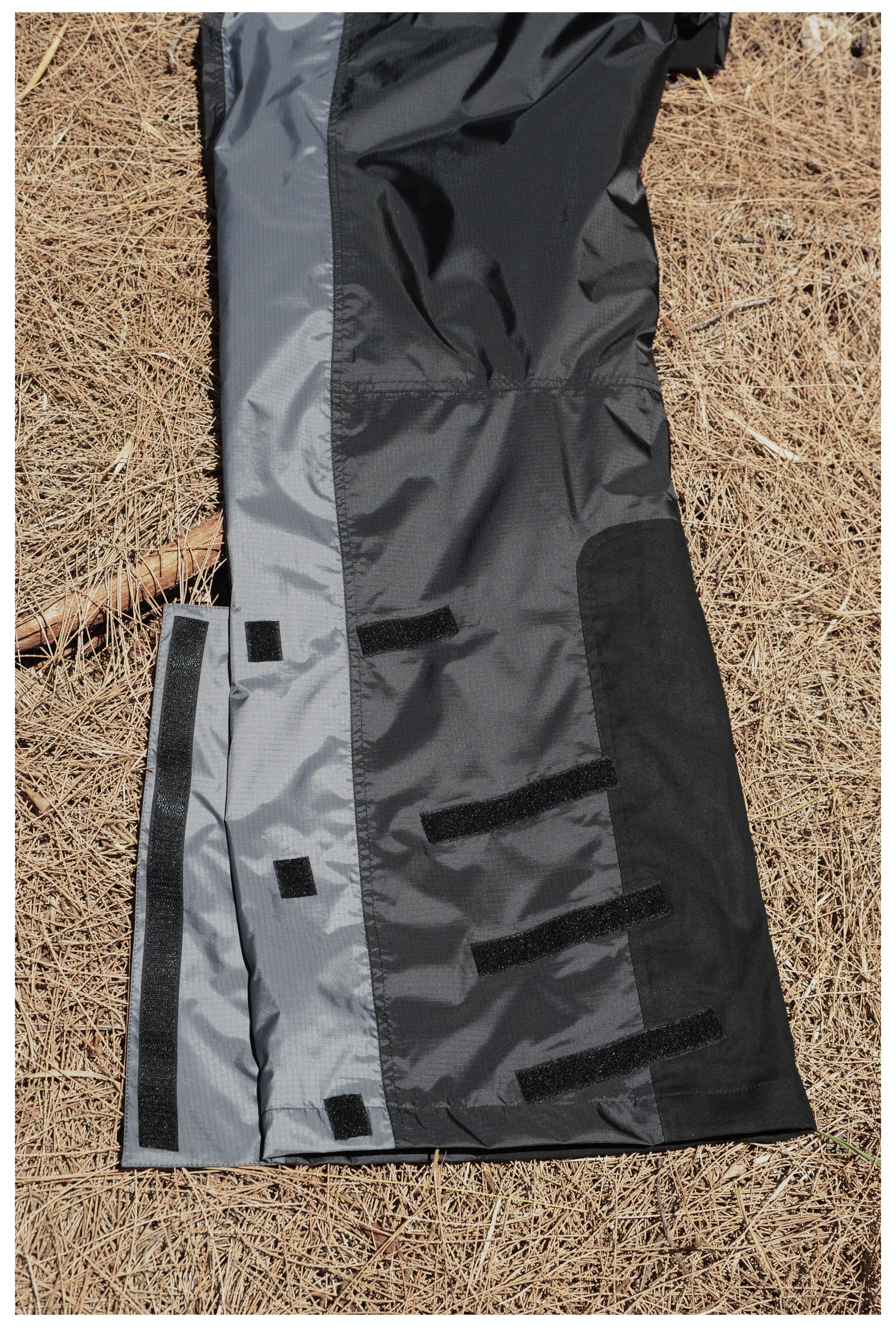 Pewter, X-Small//Small Olympia Unisex-Adult Horizon Rain Pant