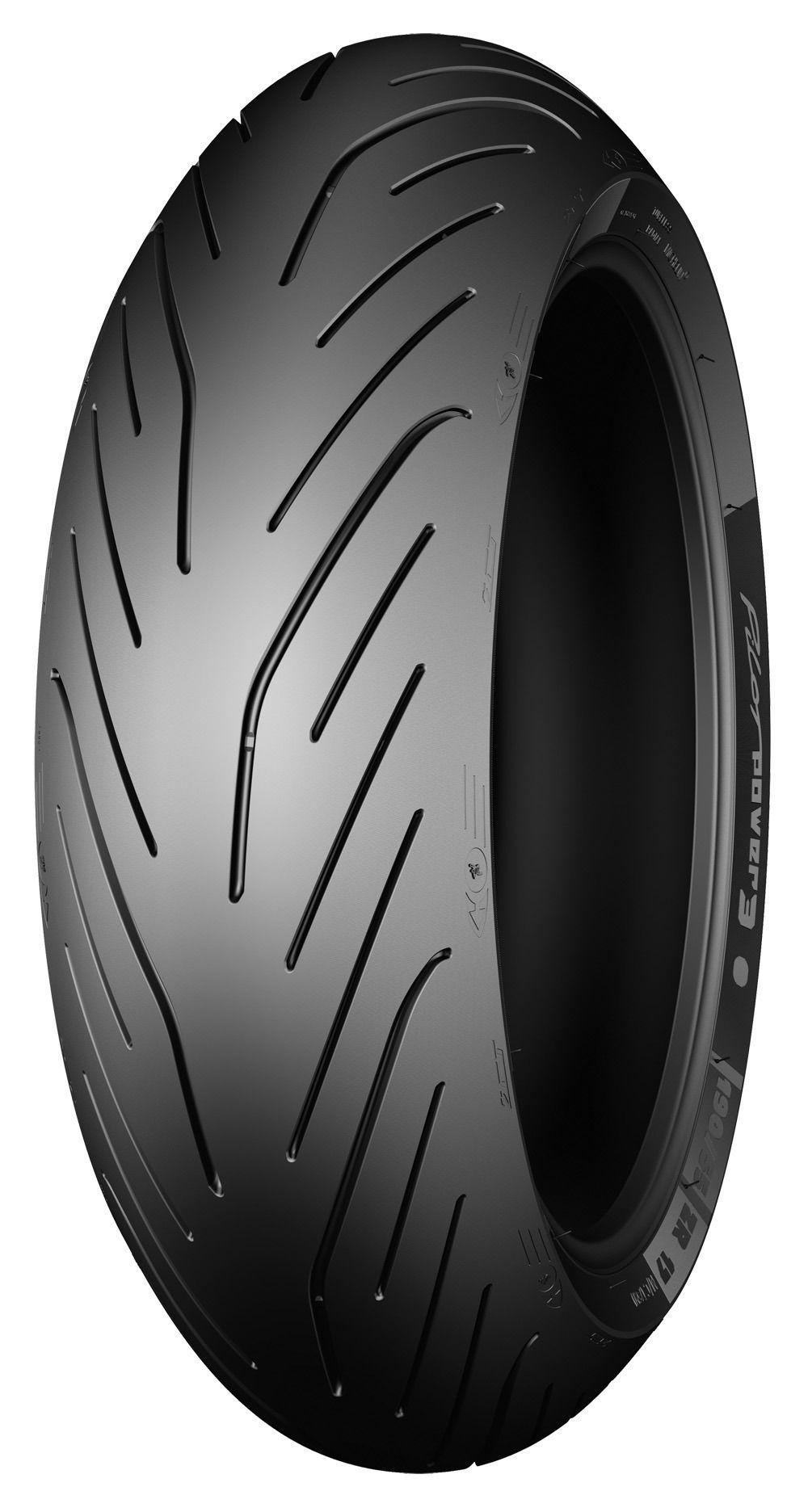 michelin pilot power 3 rear tires revzilla. Black Bedroom Furniture Sets. Home Design Ideas