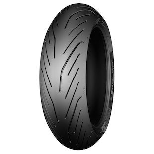 Michelin Pilot Power 3 Rear Tires
