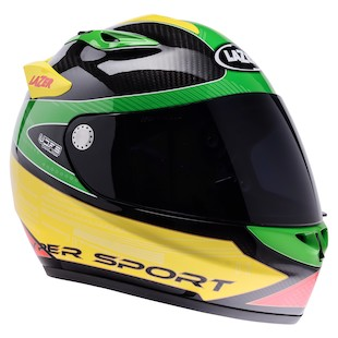 LaZer Osprey Carbon Light Hypersport Helmet