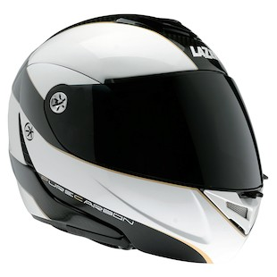 LaZer Monaco Window Pure Carbon Helmet