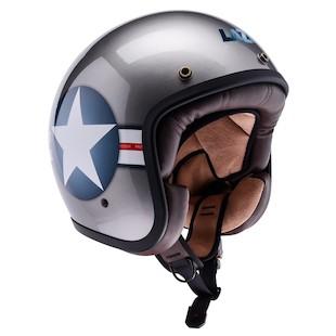 LaZer Mambo Navy Helmet