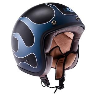 LaZer Mambo Flame Helmet