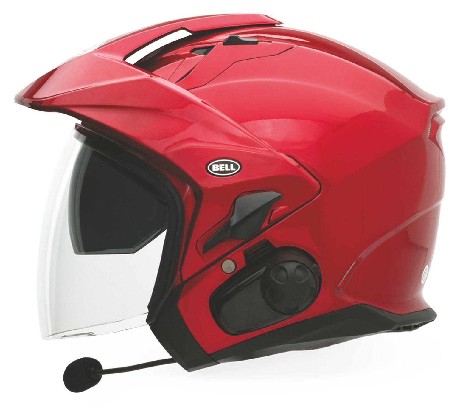 Bell Mag-9 SENA Motorcycle Helmet