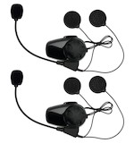 Bell Mag-9 Sena SMH-10 Bluetooth Headset Dual Pack