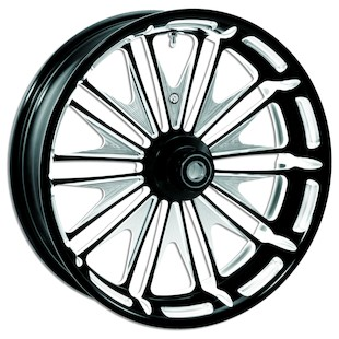 "Roland Sands 21"" x 3.5"" Front Wheel For Harley Softail And Dyna 2000-2006"