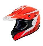 Scorpion VX-34 Spike Hi Viz Snow Helmet (Size XL Only)
