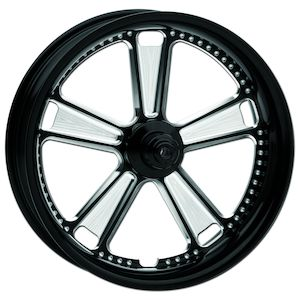 "Roland Sands 18"" x 5.5"" Rear Wheel For Harley Softail 2006"