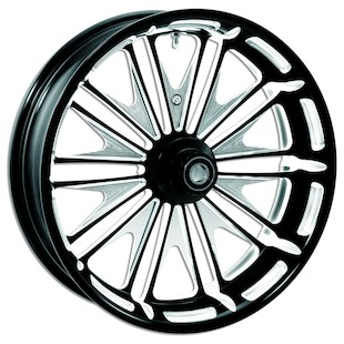 "Roland Sands 18"" x 5.5"" Rear Wheel For Harley Softail 2008-2017"