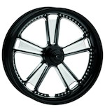 "Roland Sands 18"" x 5.5"" Rear Wheel For Harley Softail 2007"