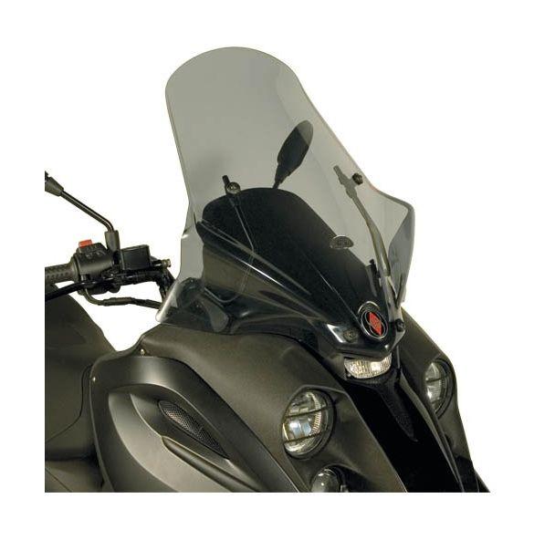 givi 340d windscreen piaggio mp3 500 2007 2013 revzilla. Black Bedroom Furniture Sets. Home Design Ideas
