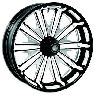 "Roland Sands 18"" x 5.5"" Rear Wheel For Harley Dyna 2008-2014"