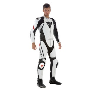 Dainese Laguna Seca Non-Perforated Two Piece Suit