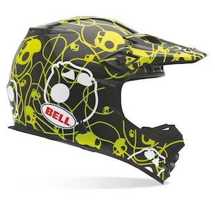 Bell MX-2 Skull Candy Ribbons Helmet