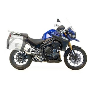 Leo Vince LV-One EVO II Slip-On Exhaust Triumph Tiger Explorer 1200 2012