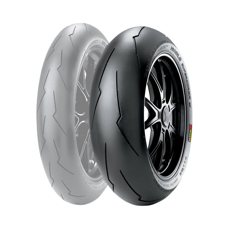 pirelli diablo supercorsa sp v2 rear tire 35 off revzilla. Black Bedroom Furniture Sets. Home Design Ideas