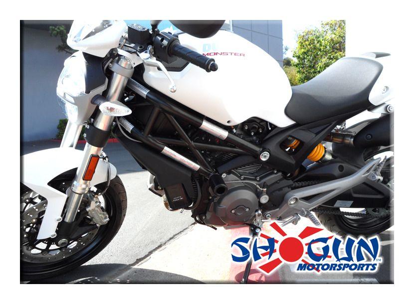 Shogun Frame Sliders Ducati Monster 696 796 1100 10 9 00
