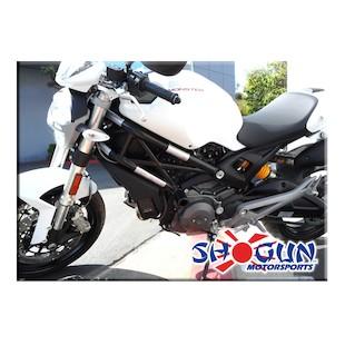 Shogun Frame Sliders Ducati Monster 696 / 796 / 1100