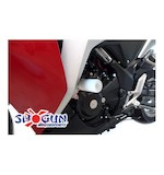 Shogun Frame Sliders Honda CBR250R 2011-2014