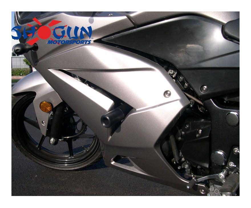 Shogun Frame Sliders Kawasaki Ninja 250R 2008-2012 | 10% ($19.00 ...