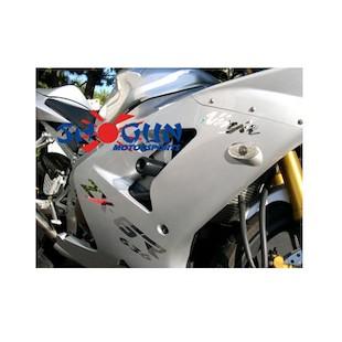 Shogun Frame Sliders Kawasaki ZX6R/ZX636 2003-2004