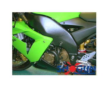 Shogun Frame Sliders Kawasaki Zx10r 2004 2005 10 800 Off