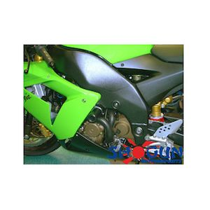 Verkleidungsspiegeladapter für Kawasaki ZX-10R 2004-2005 ZXT00C PROTECH MAGAZi 2