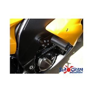 Shogun Frame Sliders Kawasaki ZX10R 2006-2007