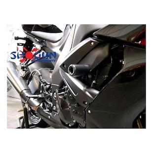 Shogun Frame Sliders Kawasaki ZX10R 2008-2010