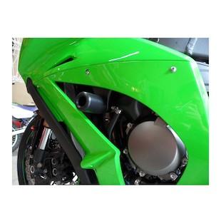 Shogun Frame Sliders Kawasaki ZX10R 2011-2015