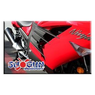 Shogun Frame Sliders Kawasaki ZX14R 2012-2017